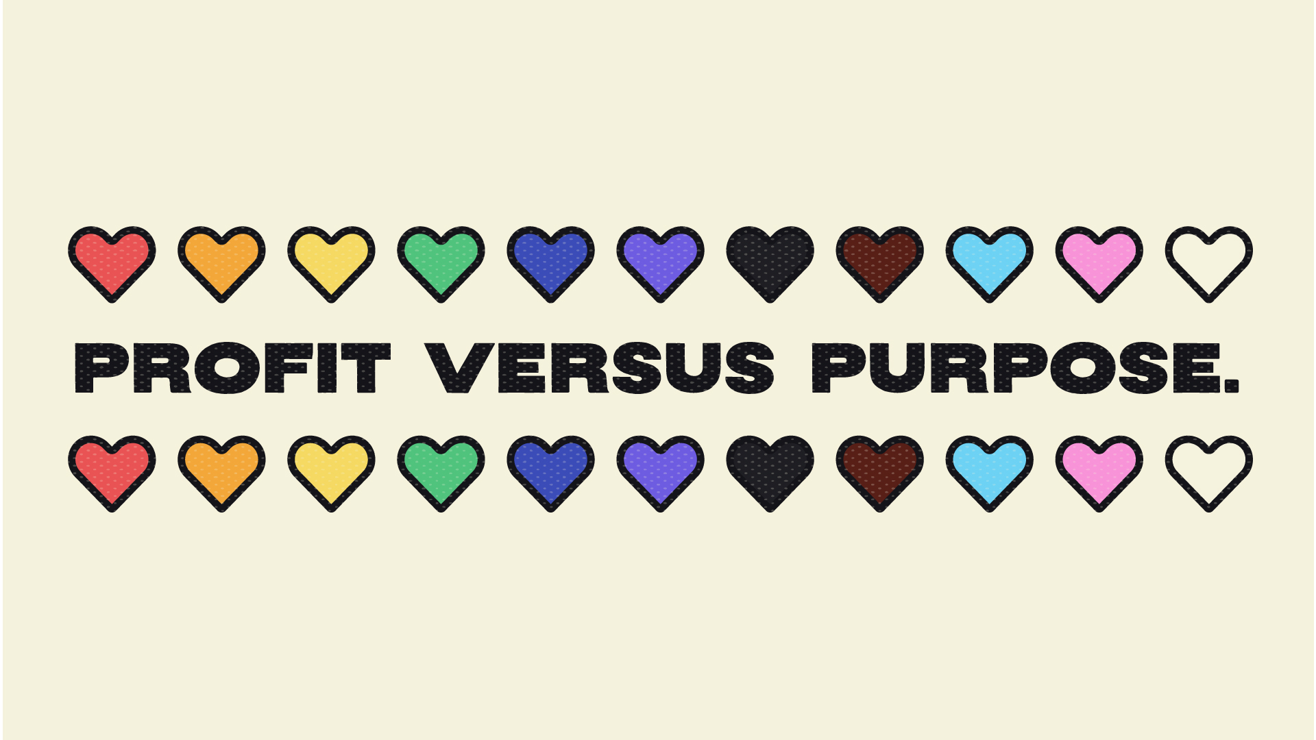 Pride 2020: Profit vs. Purpose