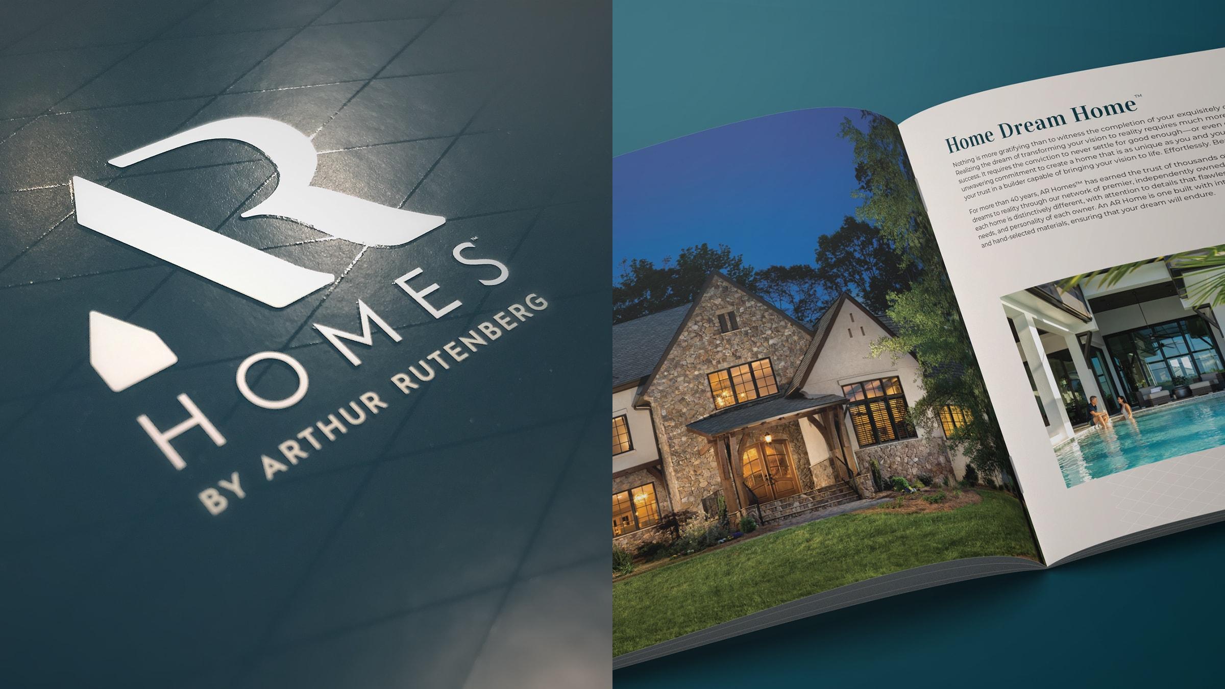 AR Homes Brochure