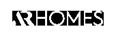 AR Homes logo