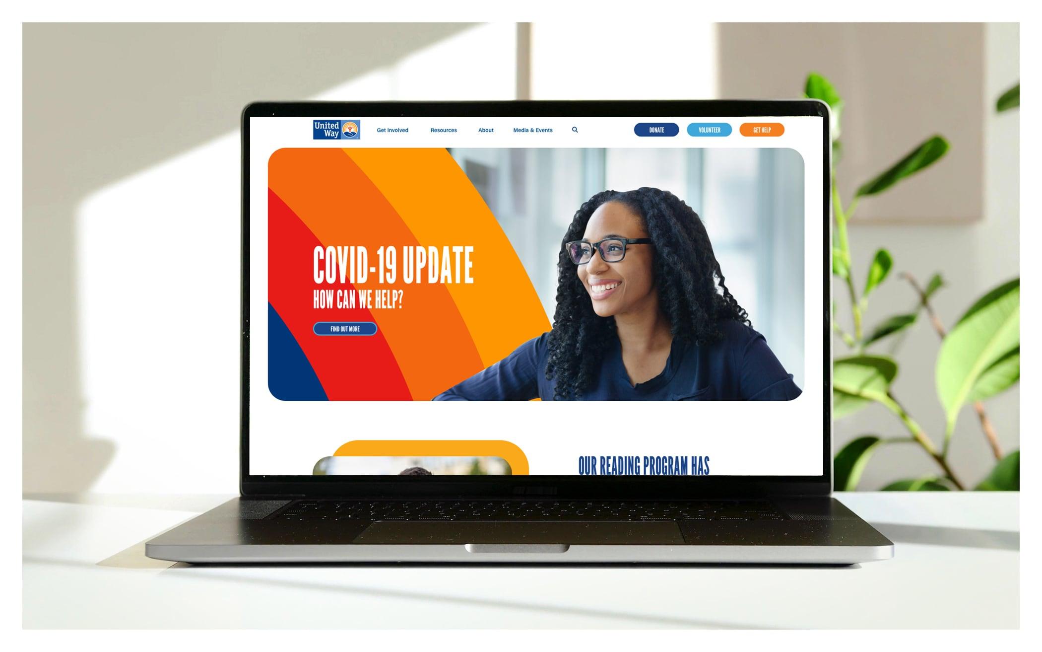 United Way Suncoast Website