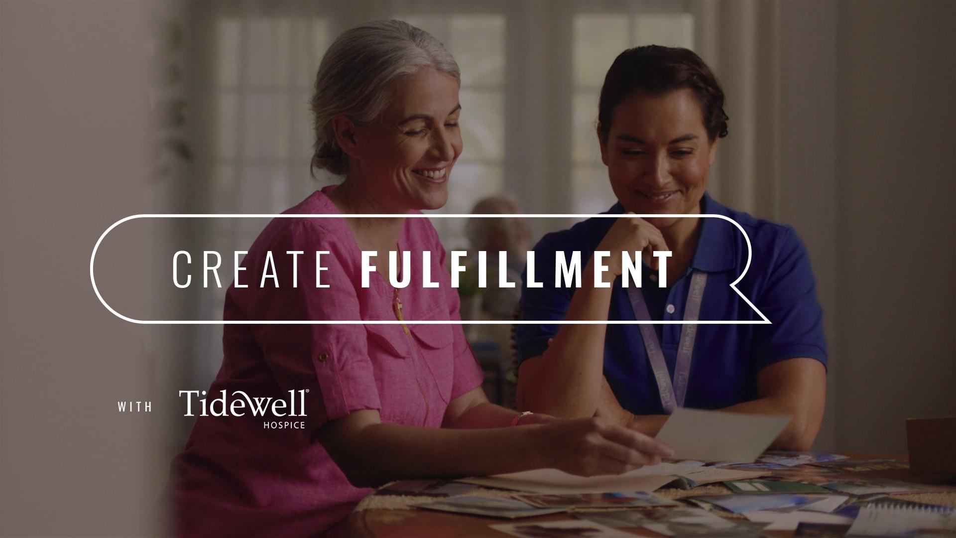 Create Fulfillment
